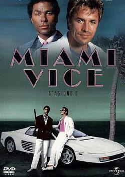 Miami Vice (1988) Stagione 5 [Completa] 6 DVD9 COPIA 1:1 ITA ENG
