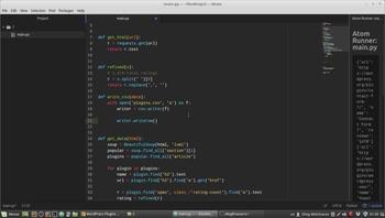 Практический курс парсинга сайтов на Python (2018) Видеокурс