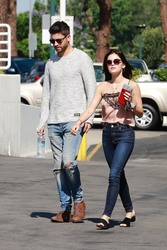 Lucy Hale - Out in LA 7/2/18