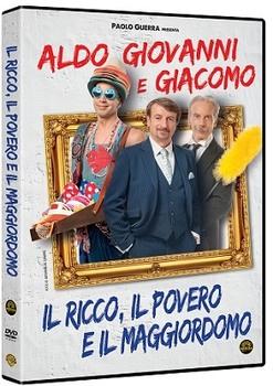 Il Ricco, Il Povero E Il Maggiordomo (2014) DVD9 COPIA 1:1 ITA