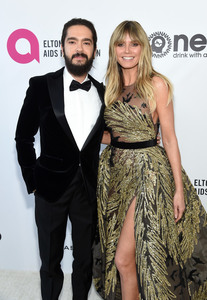 Heidi Klum - 27th Annual Elton John AIDS Foundation Academy Awards Viewing Party 2/24/19