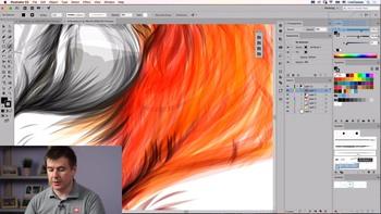 Adobe Illustrator: работа с графическим планшетом (2018) Мастер-класс