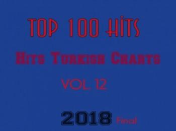 Top 100 Hits Turkish Charts Vol. 12 (2018) Özel Albüm İndir