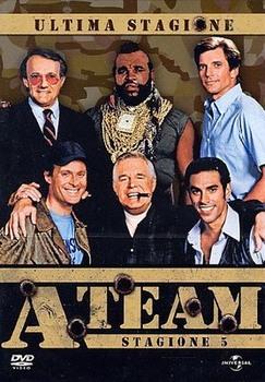A-Team - Stagione 5 (1984) 4 X DVD9 ITA-ENG