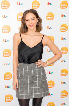 Katharine McPhee - On 'Good Morning Britain' TV Show in London 3/11/19