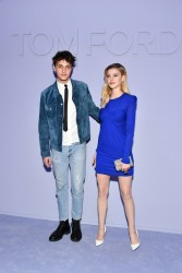 Nicola Peltz - Tom Ford Fashion Show in NYC 2/8/18