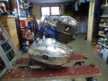 Restauration MONDIAL 125cc Champion Lusso. 088a16683878123