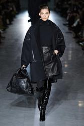 Grace Elizabeth - Max Mara Fashion Show in Milan 2/21/19