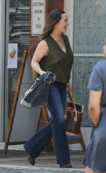 Jennifer Love Hewitt - On the set of 9-1-1 in LA 8/9/18