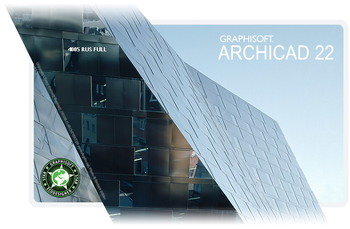 GraphiSoft ArchiCAD 22 Build 4005 (x64) RUS/ENG