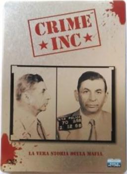 Crime Inc. La Vera Storia Della Mafia (1985) 2xDVD9 Copia 1:1 Ita Eng Sub TRL