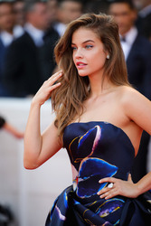 Barbara Palvin - 'First Man' Premiere &Opening Ceremony during the 75th Venice Film Festival 8/29/18