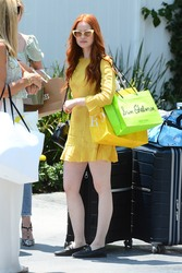 Madelaine Petsch - Jennifer Klein's Day Of Indulgence party in LA 8/12/18