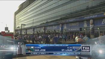 NHL 2019 - Western Conference Final - G4 - San Jose Sharks @ Saint Louis Blues - 2019 05 17 - 720p 60fps - French - TVA Sports 8bb4181225789114