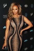 Tyra Banks   -          Sports Illustrated Swimsuit 2018 Launch Event NYC February 14th 2018.