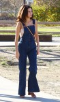 Selena Gomez at Lake Balboa park in Encino 02/02/20186006c3737640593