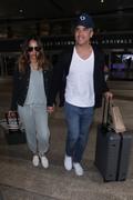 Jessica Alba - At LAX Airport 5/2/18