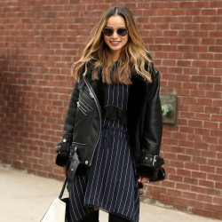 Jamie Chung - Out in NYC 2/10/18