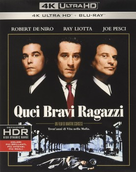 Quei bravi ragazzi (1990) Full Blu-Ray 4K 2160p UHD HDR 10Bits HEVC ITA DD 2.0 ENG DTS-HD MA 5.1 MULTI