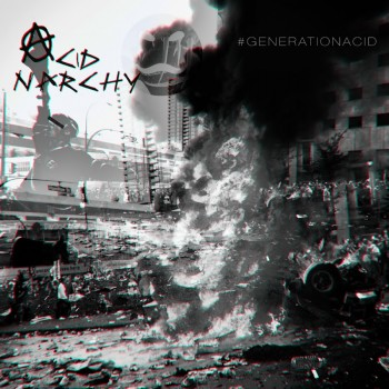 VA - Acid Anarchy (2018) .mp3 -320 Kbps