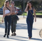 Selena Gomez at Lake Balboa park in Encino 02/02/2018e50381737638023