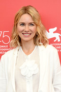 Naomi Watts - 75th Venice film festival Jury photocall 8/29/18