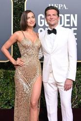 Irina Shayk - 2019 Golden Globe Awards in LA 1/6/19