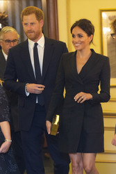 Meghan Markle | Gala Performance Of 'Hamilton' in Support of Sentebale in London | 8/29/18
