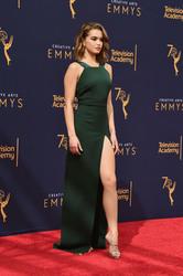 Paris Berelc - 2018 Creative Arts Emmy Awards 9/8/18
