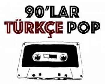 Çeşitli Sanatçılar - Efsane 90'lar Türkçe Pop Şarkılar (2018) Özel Albüm İndir