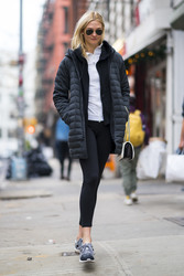 Karlie Kloss  Out in NYC 2/15/18