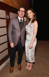 Olivia Munn - 2018 A+E Upfront in NYC 3/15/18