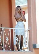 Emily Ratajkowski - On set of a photoshoot in LA 4/17/19