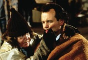 Новая рождественская сказка / Scrooged (Билл Мюррей, Карен Аллен, Джон Форсайт, 1988) Ae8cc2966676004