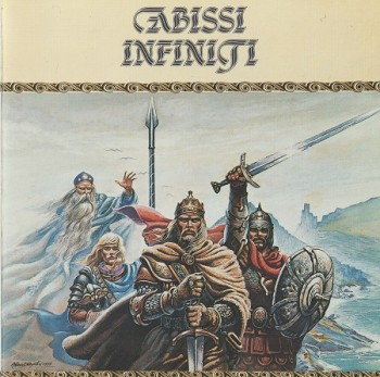 Abissi Infiniti - Tunnel (1981) .flac -731 Kbps