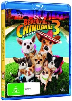 Beverly Hills Chihuahua 3 - Viva La Fiesta! (2012) .mkv FullHD 1080p HEVC x265 AC3 ITA-ENG