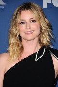 Emily VanCamp - FOX Winter All-Star Party in LA 1/4/18