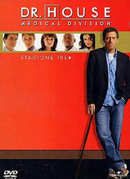 Dr. House - Medical Division - Stagione 3 (2006-2007) 6xDVD9 Copia 1:1 ITA-ENG