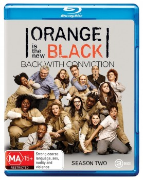 Orange Is the New Black - Stagione 2 (2014) [5-Blu-Ray] Full Blu-Ray AVC ITA DD 5.1 ENG DTS-HD MA 5.1 MULTI