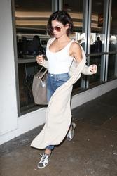 Jenna Dewan - At LAX Airport 7/29/18