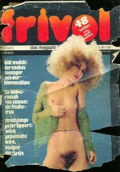 Frivol № 3,6,8,12 1971 [All Sex] [1971, Германия, JPG]