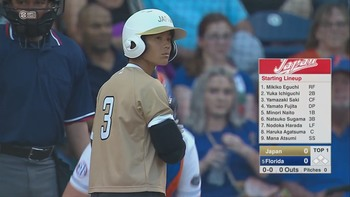 NCAA Softball - Team Japan @ Florida Gators - Exhibition Game - 2019 02 12 - 720p - English 17c2121129470514