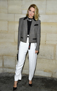 Lea Seydoux - Louis Vuitton Fashion Show in Paris 10/2/18