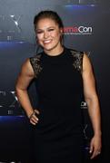 Ronda Rousey -                STX CinemaCon Red Carpet Caesars Palace Las Vegas April 24th 2018.
