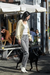 Kendall Jenner - Out for breakfast in LA 12/16/18