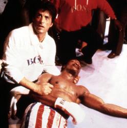 Рокки 4 / Rocky IV (Сильвестр Сталлоне, Дольф Лундгрен, 1985) - Страница 3 91efc01054912964