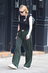 Dakota Fanning - Out in NYC 5/17/18