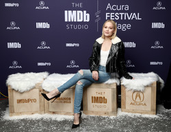 Kelli Berglund - IMDb Studio at Acura Festival Village in Park City 1/27/19