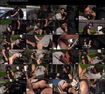 Dick Patrol Part 1 - Ashton McKay & Vadim Black 2018-01-31