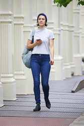 Mary Elizabeth Winstead - Out in NYC 9/18/18